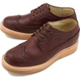 PISTOLERO ピストレロ ブーツ Wingtip ウィングチップ 短靴 CORDVAN(114-04) 8.0(26.0cm)