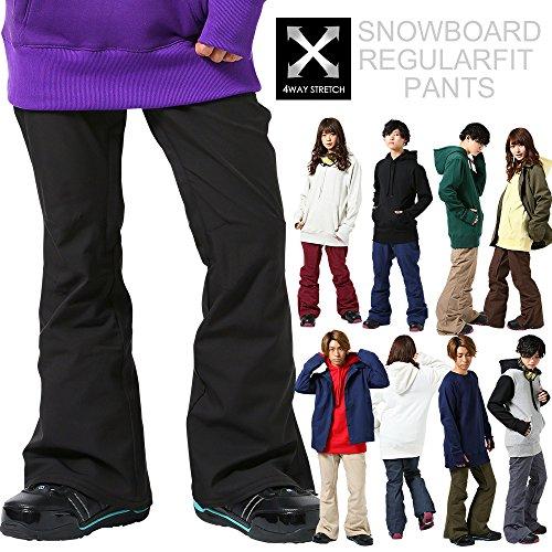 [해외]스노우 보드 팬츠 4WAY 스트레치 9 색 5 크기 스노 보드 남성 여성 스노우 보드웨어 스노 보드 스노 보드웨어 스노우/Snowboard pants 4WAY stretch 9 colors 5 sizes Snowboom men`s ladies snowboardware snowboarding snowboard wear snow