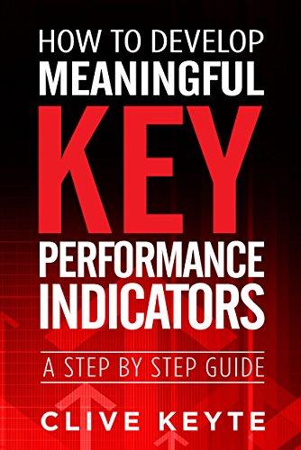 amazon developing meaningful key performance indicators english