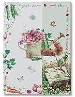 Lissom Design Journal Vegetable Garden [並行輸入品]