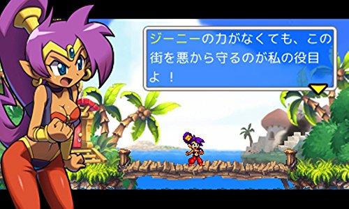 シャンティ -海賊の呪い- - 3DS