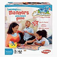 Playskool Games: Learning About... Manners Picnic Basket Game Noodleboro