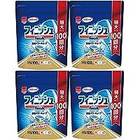 食洗機 洗剤 フィニッシュ タブレット パワーキューブ L 100個×4(400回分)