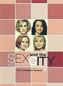 セックス・アンド・ザ・シティ シーズン 5 [DVD]