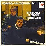 ラフマニノフ:ピアノ協奏曲第2番&第3番 画像