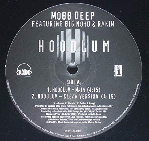 Hoodlum [12 inch Analog]