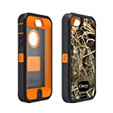 OtterBox Defender for iPhone 5 Realtreeカモフラージュシリーズ Max 4HD Blazed OTB-PH-000011