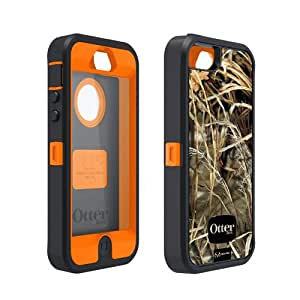 OtterBox Defender for iPhone 5 Realtreeカモフラージュシリーズ Max 4HD Blazed OTB-PH-000011