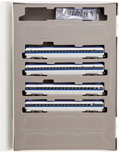 Nゲージ 500系新幹線(のぞみ)増結セットB(4両)