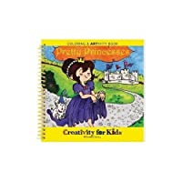 Faber-Castell Creativity For Kids Coloring & ARTivity Book: Pretty Princesses by Faber-Castell [Toy] [並行輸入品]