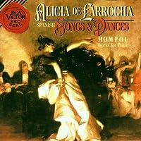 Spanish Songs & Dances by PACHELBEL JOHANN / HANDEL GEO