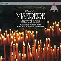 Miserere/Sacred Arias