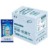 イータック抗菌化ウエットシート10枚 12個(ボール)