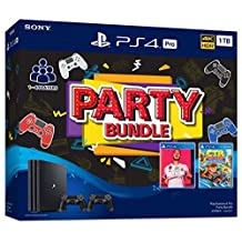 Sony PlayStation4 Pro Party Bundle (1TB)PlayStation 4