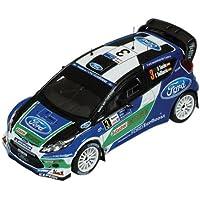 イクソ 1/43 フォード フィエスタ RS WRC アルゼンチン 2012 #3 完成品