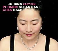 J.S.バッハ: 6つのパルティータ (全曲) (Johann Sebastian Bach : Partiten / Pi-Hsien Chen) (2CD) [輸入盤]