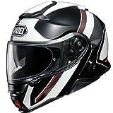 ショウエイ(SHOEI) バイクヘルメット システムフルフェイス NEOTEC2 EXCURSION (エクスカーション) TC-6 (WHITE/BLACK) XL (61cm) -
