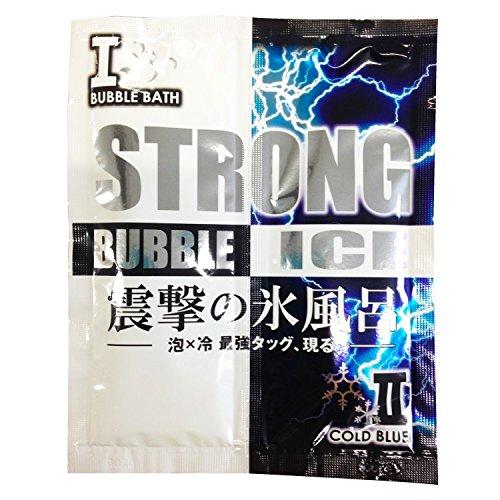 ストロング ・ バブル アイス 12包 メントール グレープフルーツ の 香り 液体 新 商品 クール