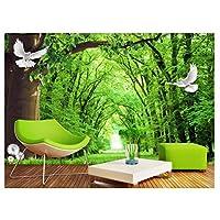 caomei 3D Mural WallpaperLiving Roomソファベッドルームグローブハト風景の背景@ 1カスタマイズ
