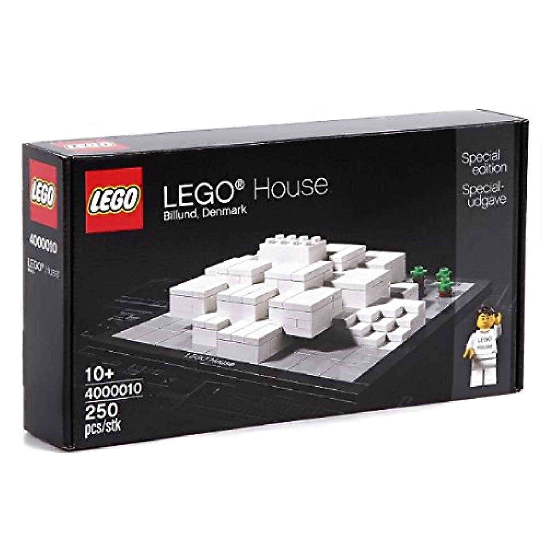 海外 限定 レゴ 4000010 デンマーク ビルン LEGO レゴ ハウス アーキテクチャー レゴハウス 250ピース lego [並行輸入品]