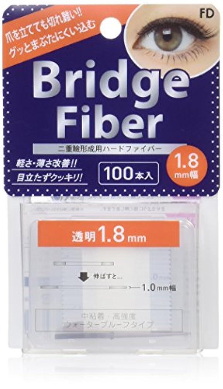 失シャープチーフエフディ ブリッジファイバーII クリア 1.8mm