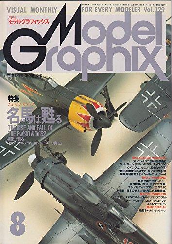 月刊ModelGraphixモデルグラフィックス 1995年8月号