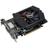 ASUSTeK NVIDIA GTX750チップセット搭載グラフィックカード GTX750TI-PH-2GD5 【PCI-Express3.0】