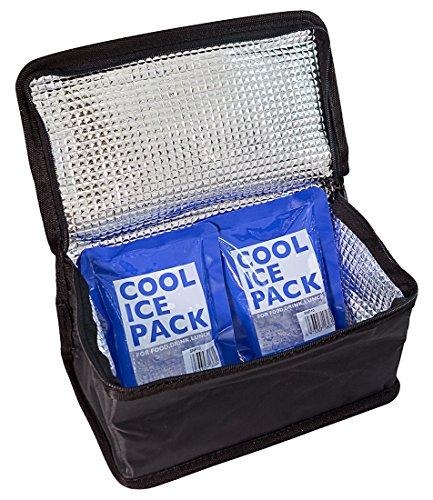 スケーター 保冷 ランチバック 2段 弁当箱 650ml~9...