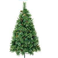 クリスマスツリー 120cm クリスマス 飾り 置物 デコレーション 松かさスノータイプ By AngLink