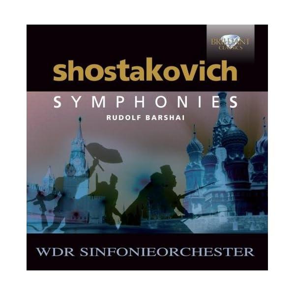 ショスタコーヴィチ:交響曲全集 (Shostak...の商品画像