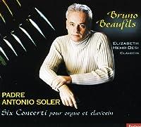 6 Concertos Pour Orgue Et Clavecin