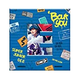 スーパージュニア D&E - Bout You (2nd Mini Album) [EUNHYUK ver.] CD+Photobook+Folded Poster [KPOP MARKET特典: 追加特典フォトカードセット] [韓国盤]/