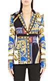 [ヴェルサーチ] レディース ジャケット・ブルゾン Versace Casa Print Blazer [並行輸入品]