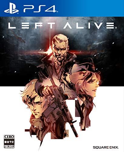 レフト アライヴ 【初回生産特典】 「Survival Pack」 (DLCアイテム) プロダクトコード 同梱 - PS4