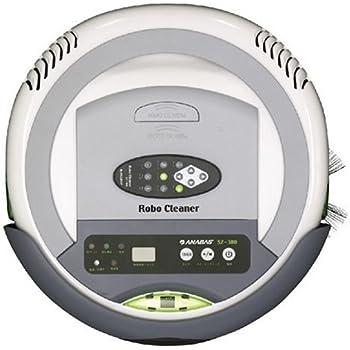 ANABAS UV殺菌灯付き自動充電式ロボクリーナー SZ-300