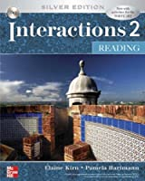 Interactions 2  - Reading Student Book Plus e-Course Code: Silver Edition