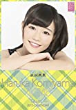 クリアファイル付 (卓上)AKB48 込山榛香 カレンダー 2015年