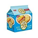 日清 ラ王 冷やし中華 しょうゆだれ(東)  5食パック