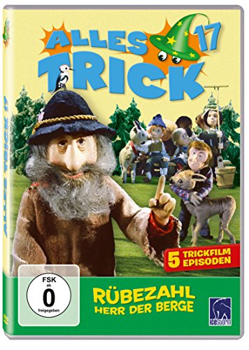 Alles Trick 17. - (Rübezahl - 5 Episoden): DEFA-Trickfilm [DVD]