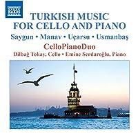 Saygun/Manav: Cello & Piano Mu