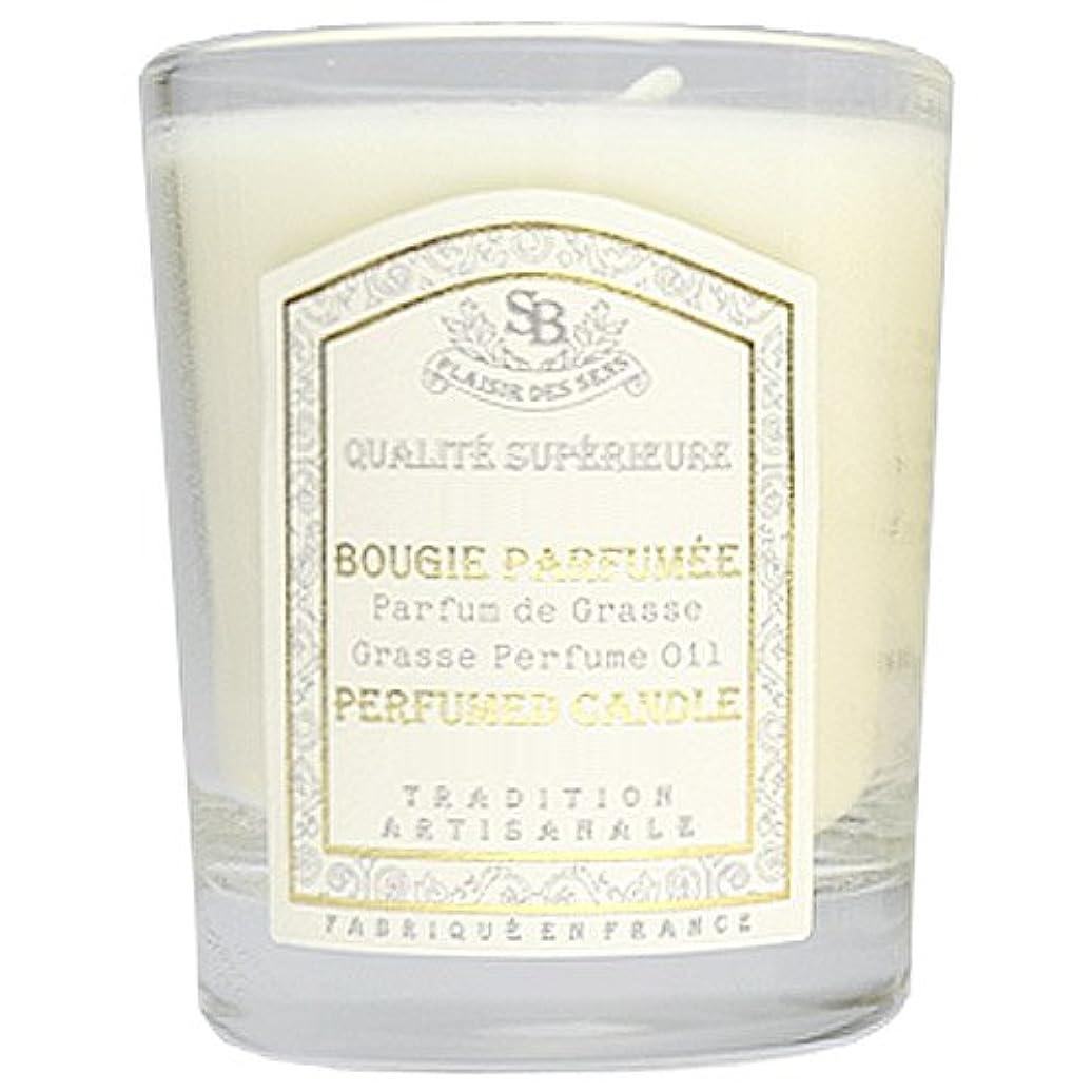 シュガー逆に厄介なSenteur et Beaute(サンタールエボーテ) フレンチクラシックシリーズ グラスキャンドル 90g 「ホワイトティー」 4994228021991