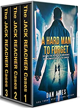 The Jack Reacher Cases: Complete Books #1, #2 & #3 by [Ames, Dan]