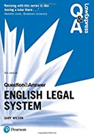 Law Express Question and Answer: English Legal System (Law Express Questions & Answers)