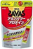 明治 ザバス アミノパワープロテイン レモン風味 4.2g×11本