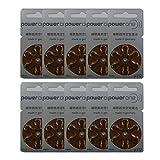 パワーワン 補聴器用 空気電池 PR41(312) 6粒入り×10シートセット