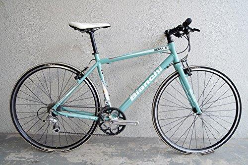 K)Bianchi(ビアンキ) ROMA2(ローマ2) クロスバイク 2010年 50サイズ