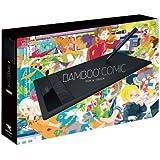 Wacom ペンタブレット Mサイズ ブラック イラスタMini&コミスタMini付属 Bambooコミック CTH-670/K2