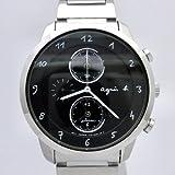 アニエスベー agnesb マルチェロ クロノグラフ ソーラー FBRD974 [国内正規品] メンズ 腕時計 時計