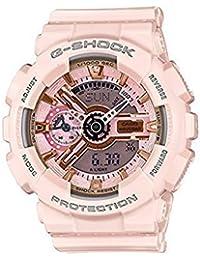 時計 Casio カシオ G-Shock GMAS110MP-4A1 S Series Analog Digital Pink Watch ウィメンズ レディース 女性用 [並行輸入品]