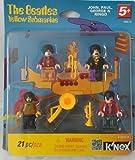 コネックス ビートルズ イエロー・サブマリン K'NEX The Beatles Yellow Submarine [並行輸入品]